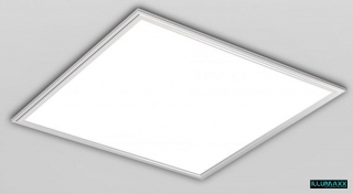 LED panel 600x600mm 36W 4300lm 230V IP41  UGR19 studená bílá